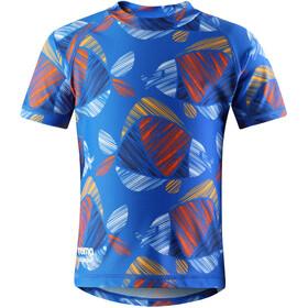 Reima Azores Camiseta de natación Niños, blue